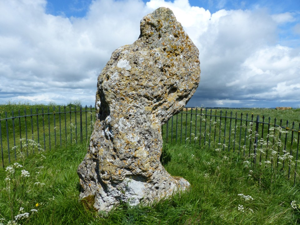 the king stone the rollright stones
